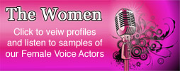 The Women - female voice over actors